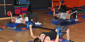KEEP FIT Body Pump oostrozebeke